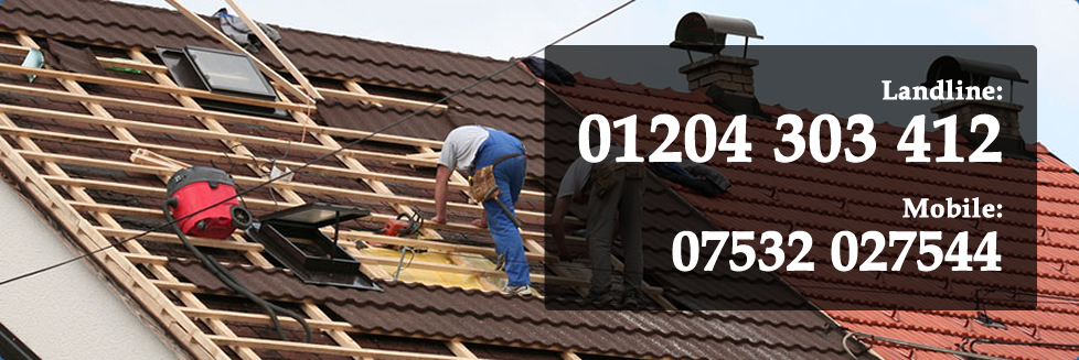 Contact Egerton Roofing for a Quote